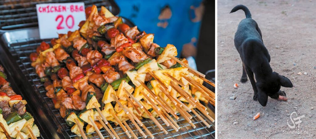 Khao Lak Markt BBQ