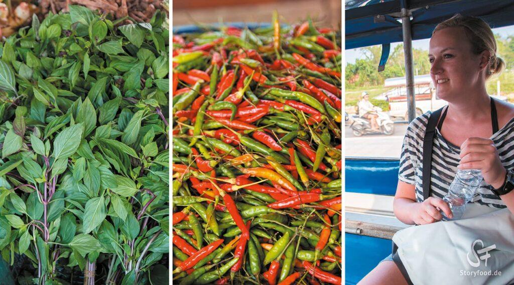 Khao Lak Markt Thaiklassiker